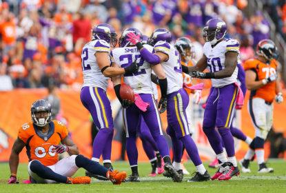 Minnesota Vikings confirma renovação com Harrison Smith - The Playoffs