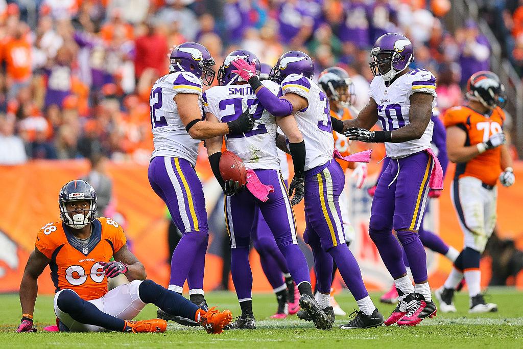 Harrison Smith, safety do Minnesota Vikings