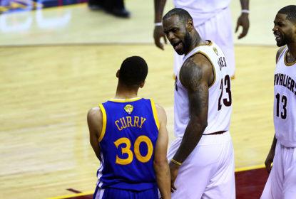 [ANÁLISE] Team LeBron ou Team Curry? Rivalidade esquenta o All-Star Game da NBA 2018 - The Playoffs