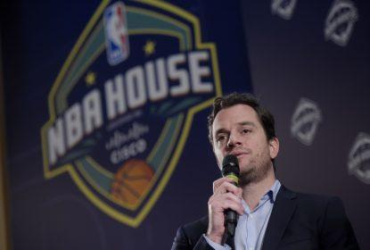 Brasileiro Arnon de Mello é nomeado vice-presidente da NBA para América Latina - The Playoffs