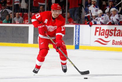 Datsyuk se despede da NHL após servir Red Wings por 14 temporadas - The Playoffs