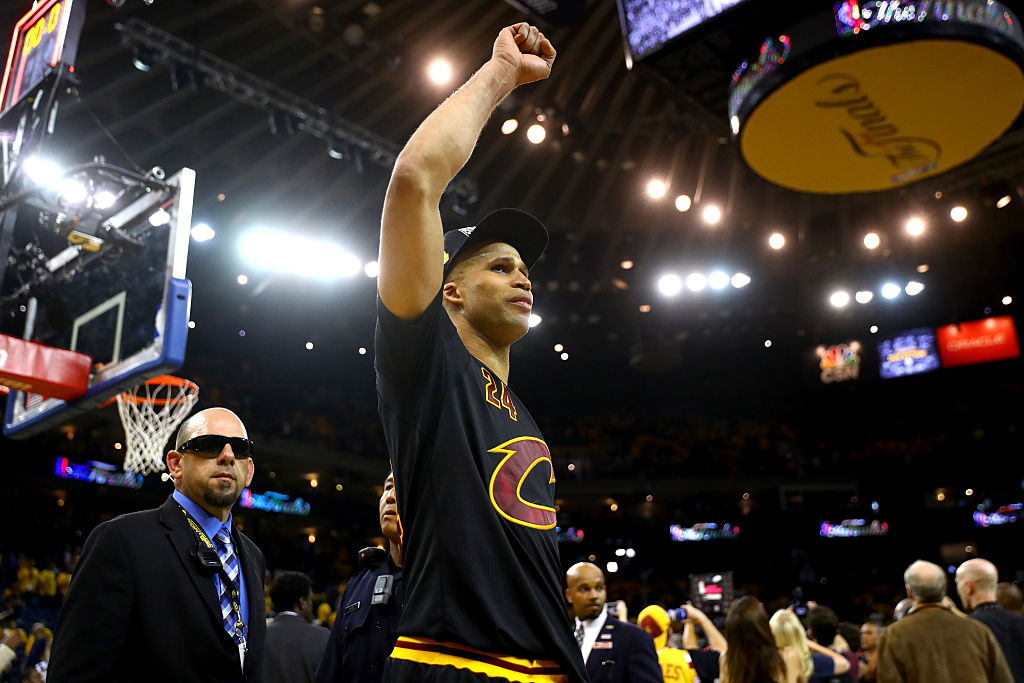 Richard Jefferson confirma aposentadoria após 17 temporadas - The Playoffs