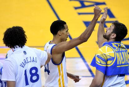 Steve Kerr espera que Shaun Livingston considere um retorno aos Warriors no futuro - The Playoffs