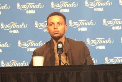 """Stephen Curry: """"Preciso jogar 100 vezes melhor"""" - The Playoffs"""