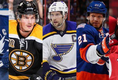 Top 5 NHL: Agentes livres no mercado para a Free Agency 2016 - The Playoffs