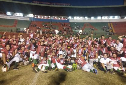Portuguesa com certeza! Lusa Lions vence Storm e é campeã da SPFL - The Playoffs