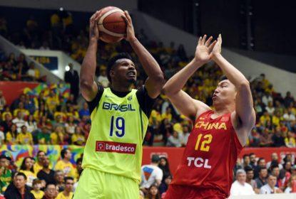 Brasil massacra a China e vai à final com a Lituânia - The Playoffs