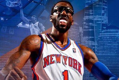 Stoudemire assina contrato de um dia e se aposenta nos Knicks - The Playoffs