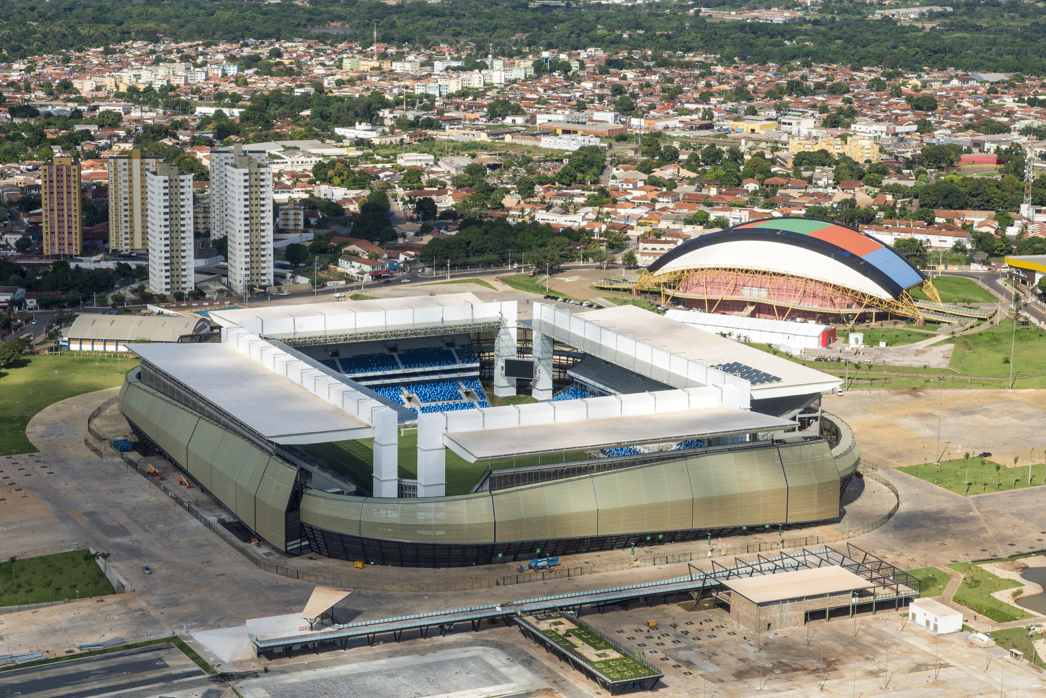 Arena Pantanal 2