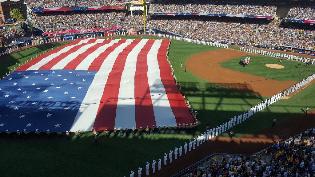 Bandeira USA - ASG