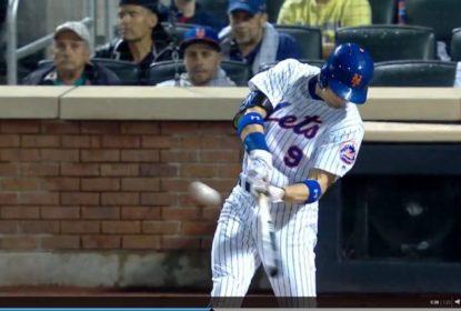 Mets adicionam Brandon Nimmo na lista de lesionados de 10 dias - The Playoffs