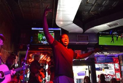 Caracterizado de cowboy, P.K. Subban solta a voz em Nashville - The Playoffs