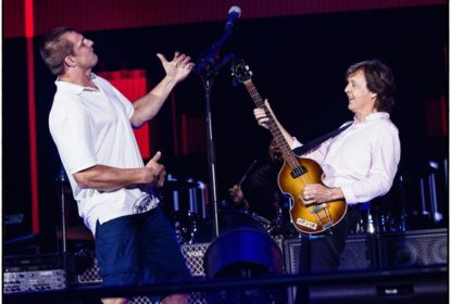 Rob Gronkowski & Paul McCartney: nova formação dos Beatles? - The Playoffs