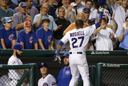 Chicago Cubs massacram White Sox em estreia de Aroldis Chapman - The Playoffs