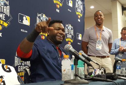"""Para David Ortiz, punição sobre campanha de 2018 dos Red Sox foi """"injusta"""" - The Playoffs"""