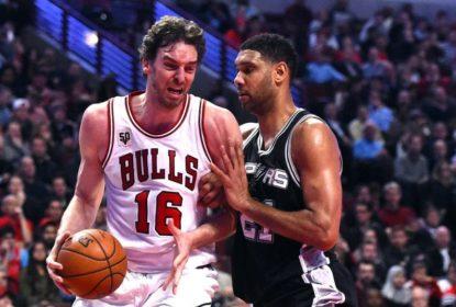 Spurs fecham com Gasol, mas Duncan pode se aposentar - The Playoffs