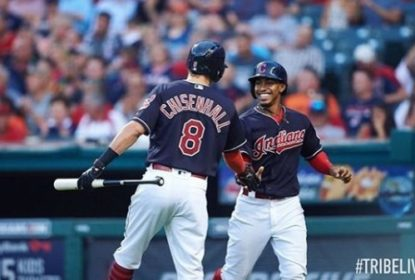 Cleveland Indians atropela Detroit Tigers - The Playoffs