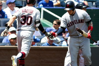 Cleveland Indians vence KC Royals fora de casa por 11 a 4 e lidera Liga Americana - The Playoffs