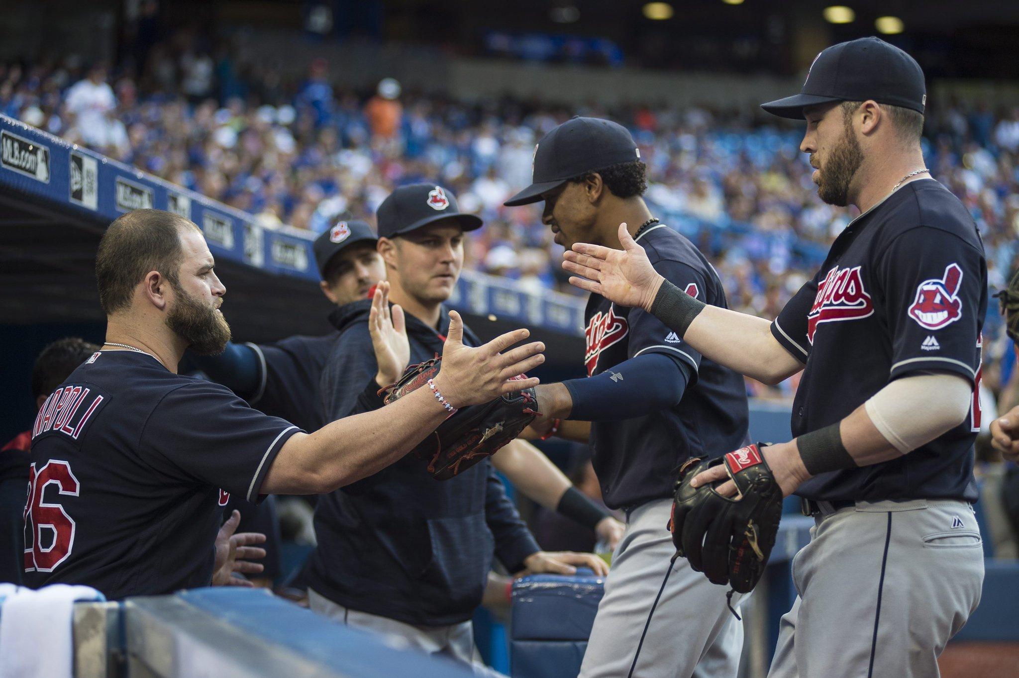 Cleveland Indians 13ª vitória