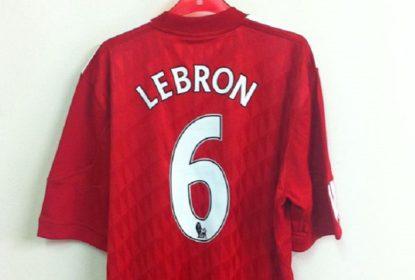 LeBron James se dispõe a atuar pelo Liverpool em excursão nos EUA - The Playoffs