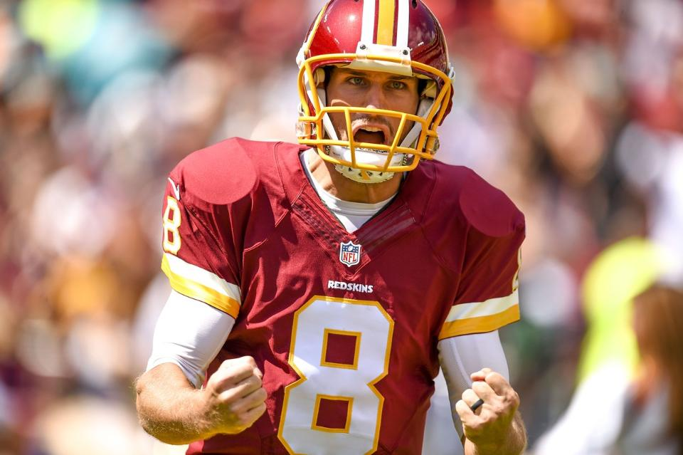 Kirk Cousins - Washington Redskins