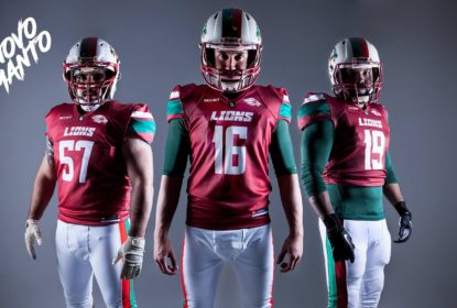 Lusa Lions apresenta novo uniforme antes da final da SPFL - The Playoffs