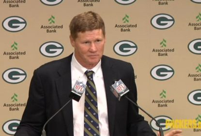 Packers quer levar NFL Draft para Wisconsin - The Playoffs