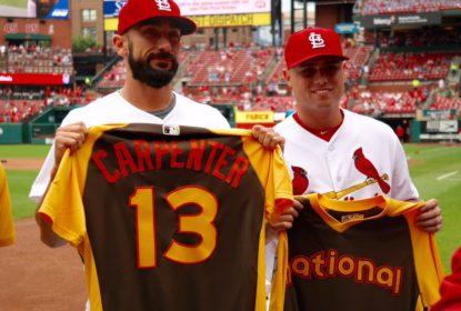 Matt Carpenter e Marco Estrada estão fora do ASG - The Playoffs