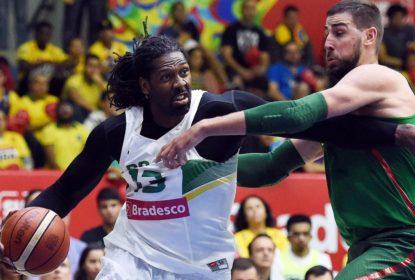 Em jogo acirrado, Brasil ganha da Lituânia e é campeão do Super Desafio de basquete - The Playoffs