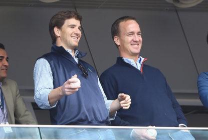 Irmãos Manning serão estrelas de transmissão alternativa do Monday Night Football - The Playoffs