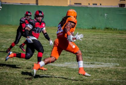 Running Back americano Alex Allen retorna ao Vila Velha Tritões - The Playoffs