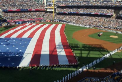 Cerimônia de abertura do All-Star Game da MLB