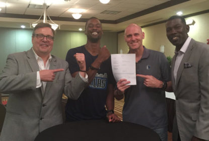 Dallas Mavericks oficializa contratação de Harrisson Barnes com foto irreverente - The Playoffs