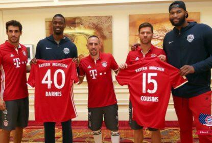Team USA se encontra com Bayern de Munique - The Playoffs