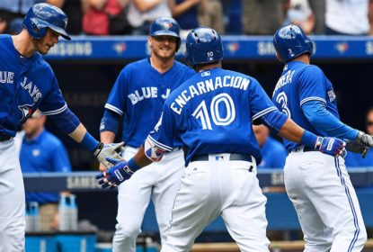 Blue Jays vencem Indians e acabam com sequência de 14 jogos - The Playoffs