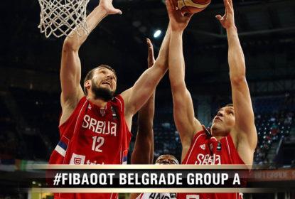 Belgrado e Turim conhecem semifinalistas do Pré-Olímpico Mundial de Basquete - The Playoffs