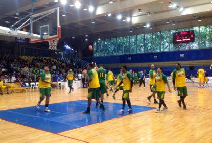 Seleção Brasileira de Basquete derrota Romênia em amistoso pré Olimpíadas - The Playoffs
