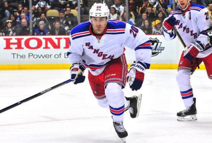 Chris Kreider chega a acordo com Rangers minutos antes de audiência de arbitragem - The Playoffs