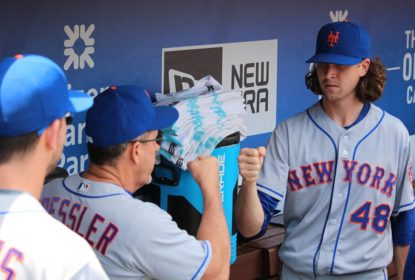 Jacob deGrom comanda vitória do New York Mets sobre Philadelphia Phillies - The Playoffs