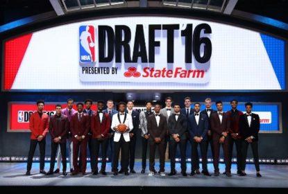 As três melhores equipes no Draft 2016 da NBA - The Playoffs