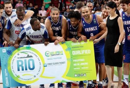 França bate Canadá na última final do Pré-Olímpico Mundial de Basquete e garante vaga nas Olimpíadas - The Playoffs