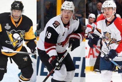 Acompanhe todas as negociações da Free Agency da NHL em 2016 - The Playoffs