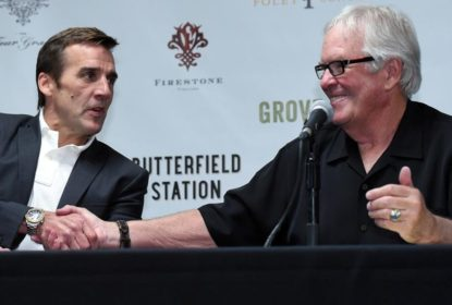 McPhee não está preocupado com o número de defensores dos Knights - The Playoffs