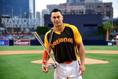 Giancarlo Stanton domina e vence Home Run Derby 2016 - The Playoffs