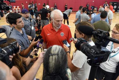 Gregg Popovich: 'bolha' da NBA é o lugar mais seguro para estar - The Playoffs