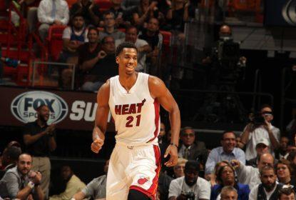 Hassan Whiteside aceita proposta e renova com o Miami Heat - The Playoffs