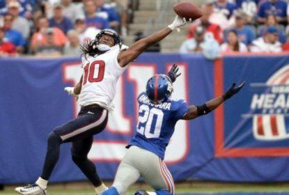 Andre Johnson: 'Hopkins é, discutivelmente, o melhor wide receiver da NFL' - The Playoffs