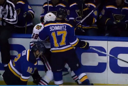 Jaden Schwartz é posto na lista de machucados e Blues convocam Barbashev - The Playoffs