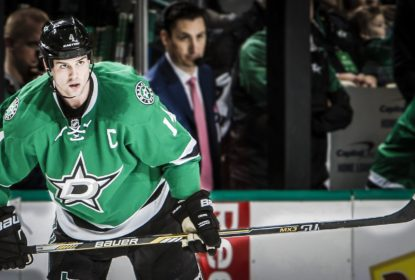 Jamie Benn promete nova luta no gelo contra Dustin Byfuglien - The Playoffs