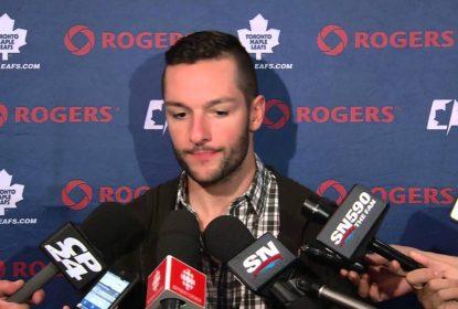 Troca entre Ducks e Maple Leafs por Bernier tem cláusula curiosa - The Playoffs